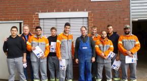 DEW: Ausbildungsplatz zum Maschinen- und Anlagenführer wieder zu besetzen (zum 01.11.2017)