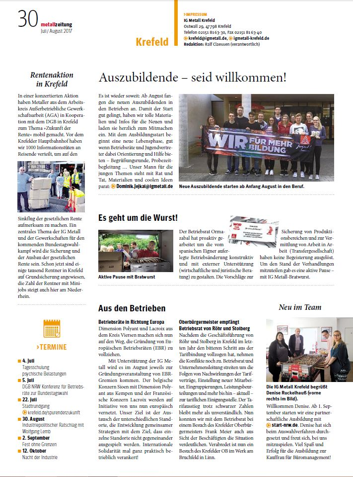 party ohne grenzen krefeld