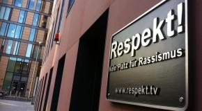 Initiative Respekt! setzt Zeichen gegen Rassismus und für Menschlichkeit