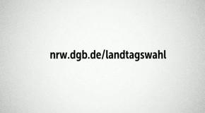 Landtagswahl NRW – Deine Stimme!