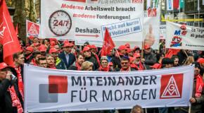 Metall- und Elektro: Tarifabschluss in Baden-Württemberg