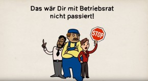 Video: Das wär Dir mit Betriebsrat nicht passiert