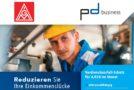 Exklusiv für IG Metall-Mitglieder:  Reduziere deine Einkommenslücke um 300 Euro/Monat im Krankheitsfall