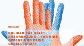 Krefeld unteilbar – Grenzenlos solidarisch
